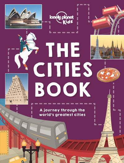 THE CITIES BOOK 1ED -ANGLAIS-