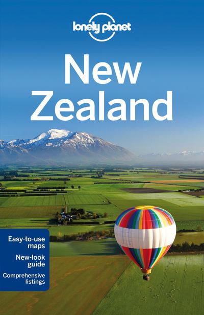NEW ZEALAND 18ED -ANGLAIS-