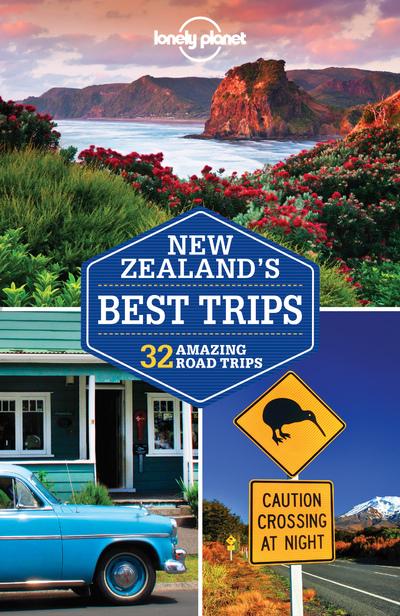 NEW ZEALAND'S BEST TRIPS 1ED -ANGLAIS-
