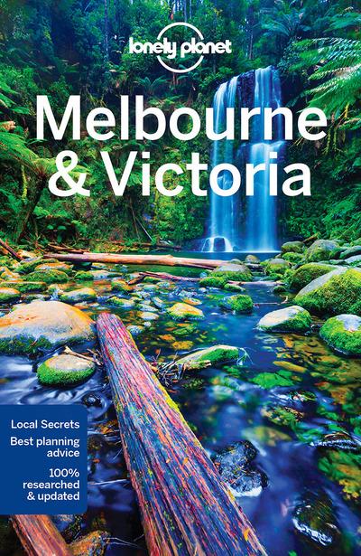 MELBOURNE & VICTORIA 10ED -ANGLAIS-