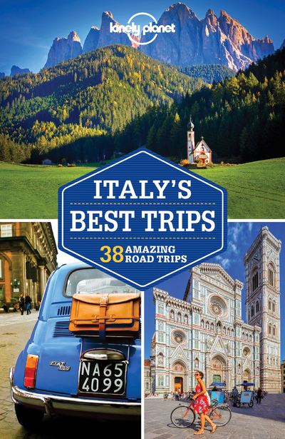 ITALY'S BEST TRIPS 2ED -ANGLAIS-