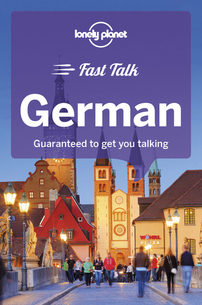 FAST TALK GERMAN 3ED -ANGLAIS-