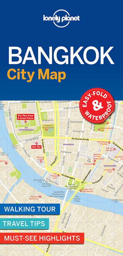 BANGKOK CITY MAP 1ED -ANGLAIS-