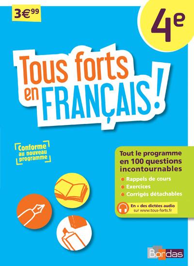 TOUS FORTS EN FRANCAIS ! 4EME