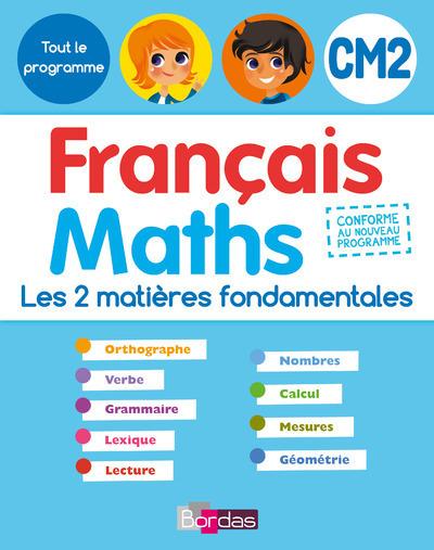 TOUT LE PROGRAMME FRANCAIS MATHS CM2