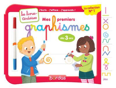 MES PREMIERS GRAPHISMES DES 3 ANS