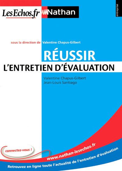 REUSSIR L'ENTRETIEN D'EVALUATION  ENTREPRISE NATHAN - LESECHOS.FR