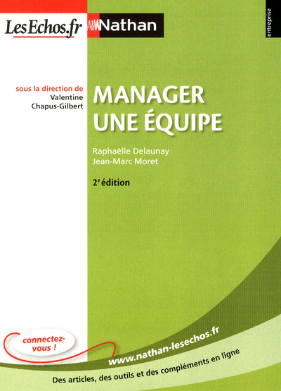 MANAGER UNE EQUIPE N03 - NATHAN/LES ECHOS 2011