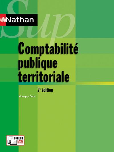 COMPTABILITE PUBLIQUE TERRITORIALE 2016 - NATHAN SUP (2E EDITION)