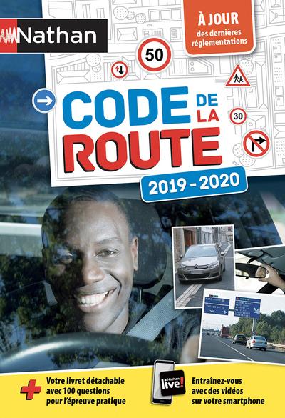 CODE DE LA ROUTE 2019/2020 - (JUIN 2019)