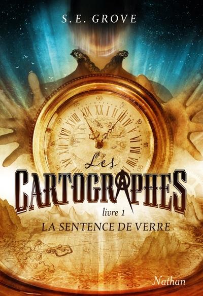 LES CARTOGRAPHES 1: LA SENTENCE DE VERRE-EPUB2