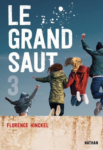 LE GRAND SAUT - TOME 3