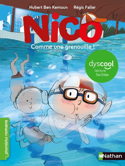 NICO - COMME UNE GRENOUILLE ! - DYSCOOL