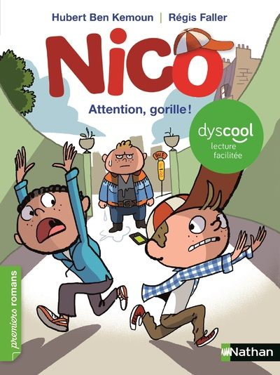 DYSCOOL - NICO - ATTENTION, GORILLE !