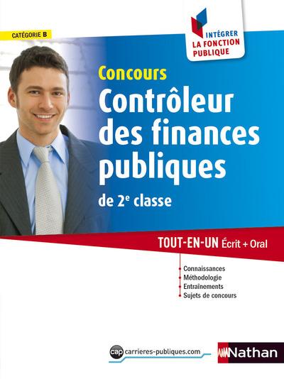 CONTROLEUR DES FINANCES PUBLIQUES - CATEGORIE B NUMERO 7 INTEGRER LA FONCTION PUBLIQUE 2015