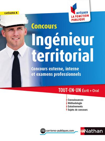 CONCOURS INGENIEUR TERRIORIAL N  53 - CATEGORIE A - INTEGRER LA FONCTION PUBLIQUE - 2015