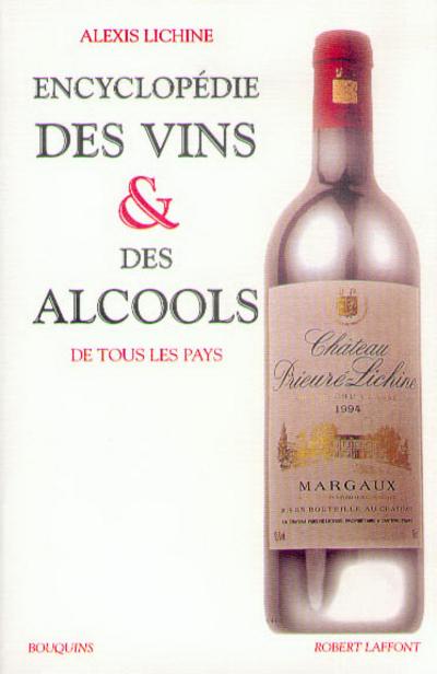 ENCYCLOPEDIE DES VINS & DES ALCOOLS - NE