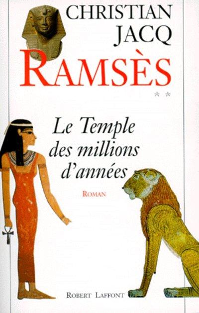 """RAMSES - TOME 2 - LE TEMPLE DES MILLIONS D""""ANNEES"""