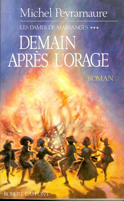 DEMAIN APRES L'ORAGE - TOME 3