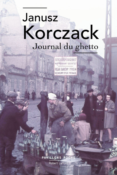 JOURNAL DU GHETTO - PAVILLONS POCHE