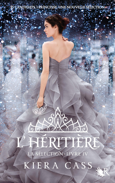 LA SELECTION - TOME 4 L'HERITIERE