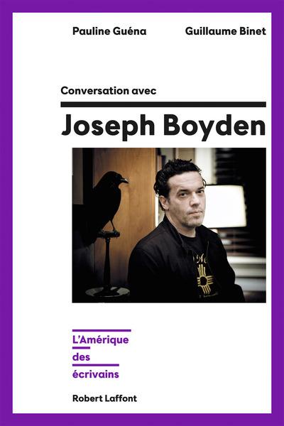 CONVERSATION AVEC JOSEPH BOYDEN - L'AMERIQUE DES ECRIVAINS