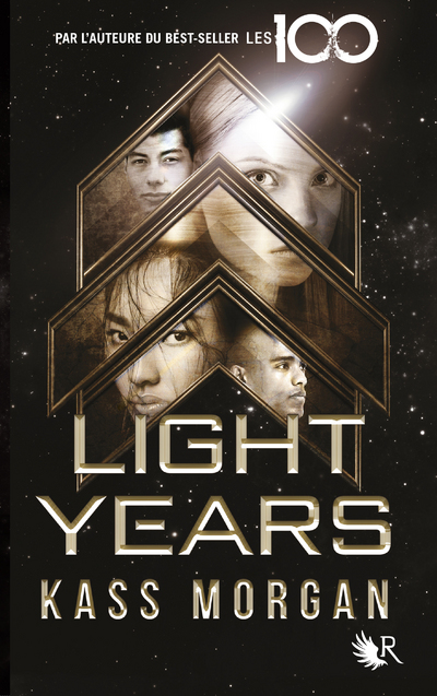 LIGHT YEARS - LIVRE I - EDITION FRANCAISE