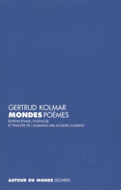 MONDES - POEMES - EDITION BILINGUE