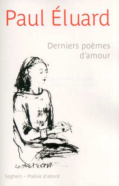 DERNIERS POEMES D'AMOUR - NE