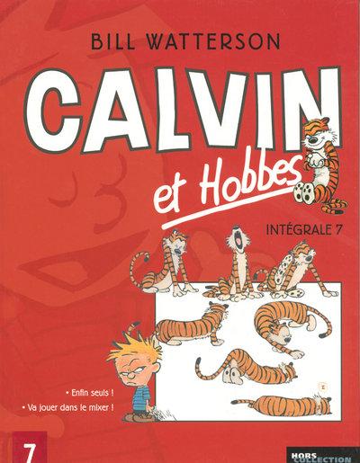 INTEGRALE CALVIN ET HOBBES - TOME 7