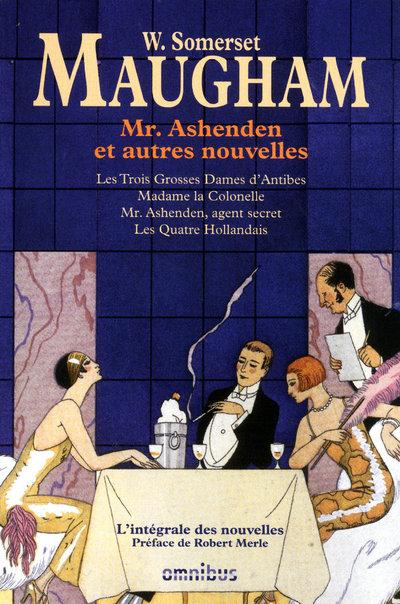 MR ASHENDEN ET AUTRES NOUVELLES