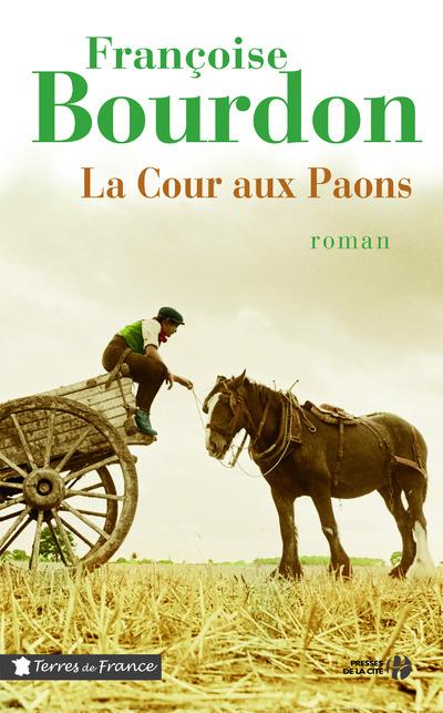 LA COUR AUX PAONS