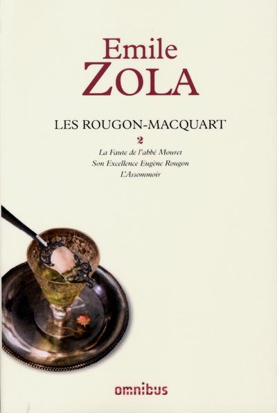 LES ROUGON-MACQUART - TOME 2