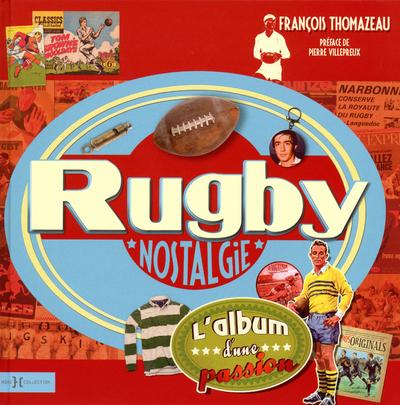RUGBY NOSTALGIE -N.ED-