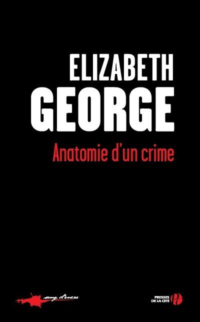 ANATOMIE D'UN CRIME
