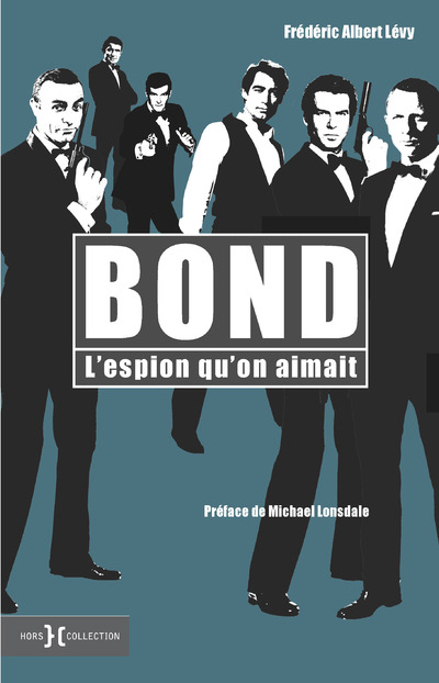 BOND, L'ESPION QU'ON AIMAIT