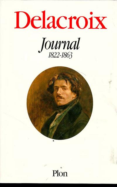 DELACROIX JOURNAL 1822-1863