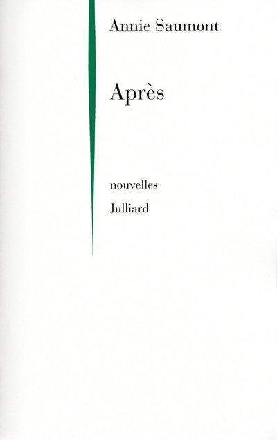 APRES - NOUVELLE EDITION