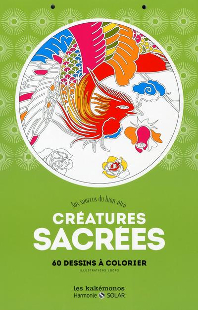 CREATURES SACREES - LES KAKEMONOS - AUX SOURCES DUBIEN-ETRE