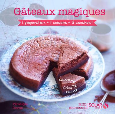 GATEAUX MAGIQUES - MINI GOURMANDS