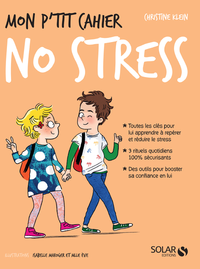 MON P'TIT CAHIER - NO STRESS