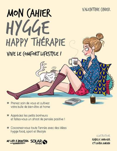 MON CAHIER HYGGE HAPPY THERAPIE