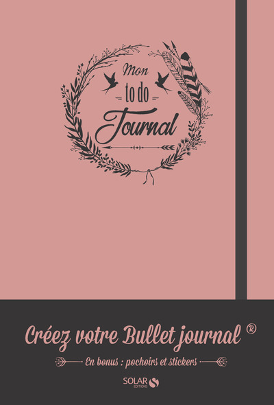 MON TO DO JOURNAL - NOUVELLE EDITION