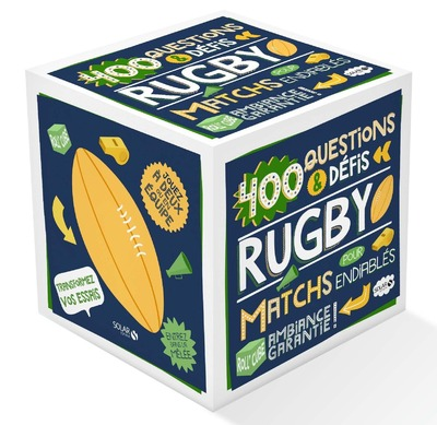 ROLL'CUBE - RUGBY