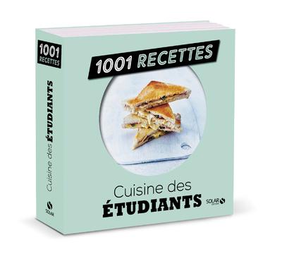 CUISINE DES ETUDIANTS - 1001 RECETTES