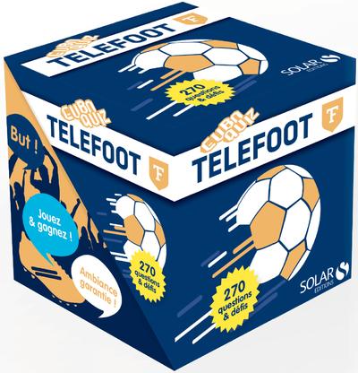 CUBOQUIZ TELEFOOT -NOUVELLE EDITION-