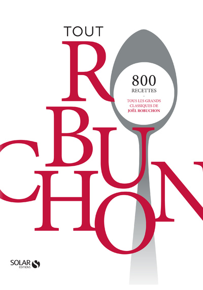 TOUT ROBUCHON - EDITION COLLECTOR