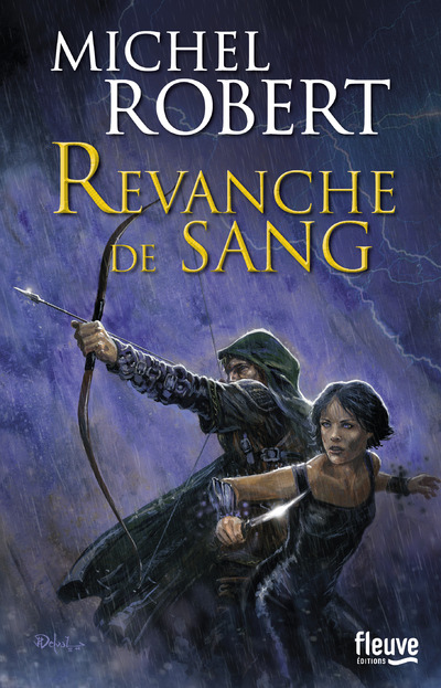 FILLE DES CLANS - TOME 2 REVANCHE DE SANG