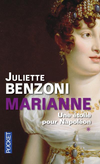 MARIANNE - TOME 1 UNE ETOILE POUR NAPOLEON