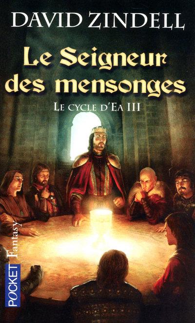 LE CYCLE D'EA - TOME 3 LE SEIGNEUR DES MENSONGES